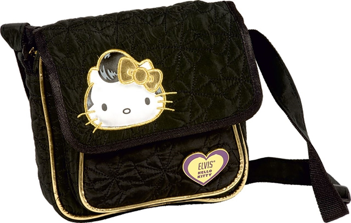 Picture of HELLO KITTY GOLD bag fashion