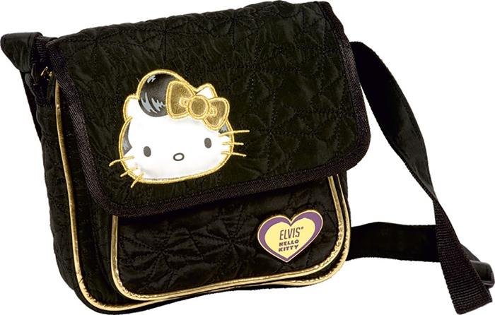 Slika od HELLO KITTY GOLD torbica fashion