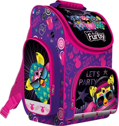 Slika od FURBY ergonomska školska torba