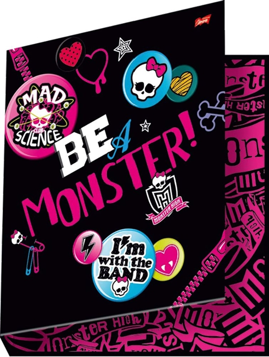 Slika od MONSTER HIGH mapa A4