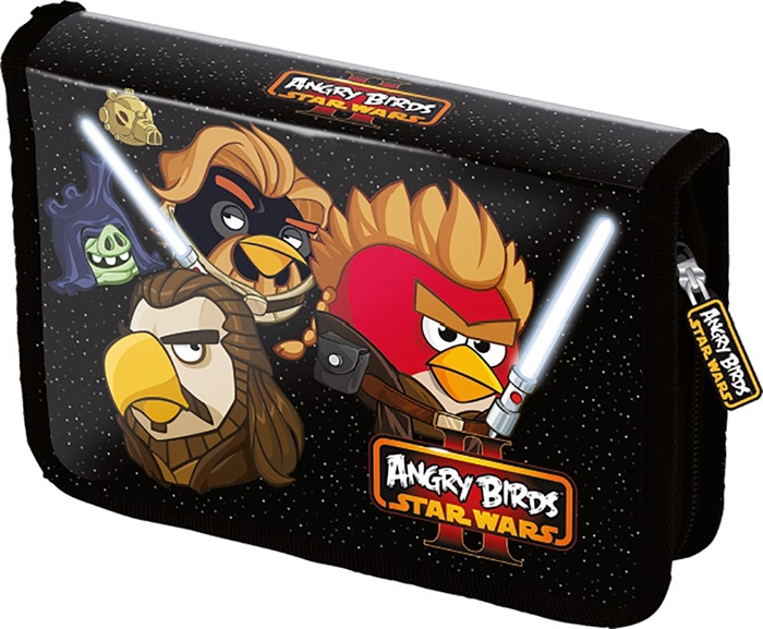 Picture of ANGRY BIRDS filled pencil case