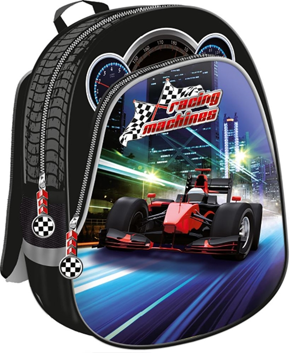Picture of RACING MACHINES backpack baby
