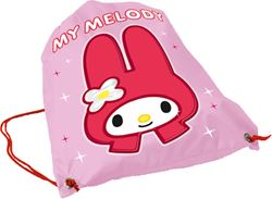 Picture of MY MELODY bag slippers 32x42 cm
