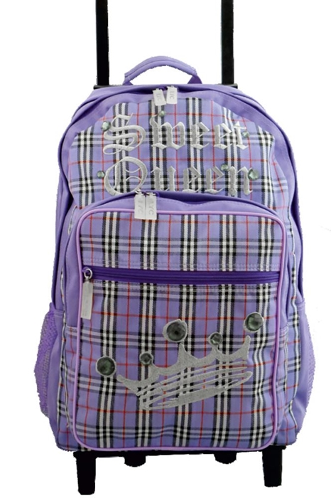 Slika od SILVER CROWN ruksak na kotače 42x31x18 cm