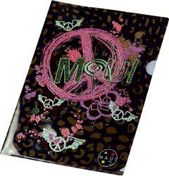 Picture of MAUI PEACE&LOVE folder L pvc