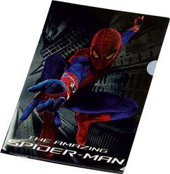 Picture of SPIDERMAN METAL POWER folder L pvc