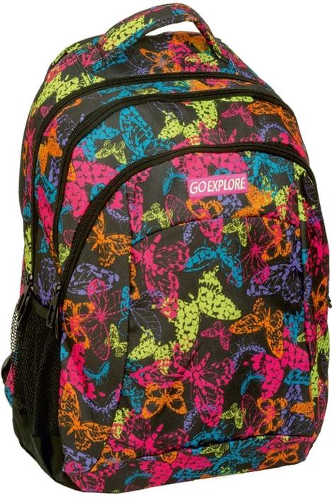 Slika od GO EXPLORE HATI ruksak leptiri