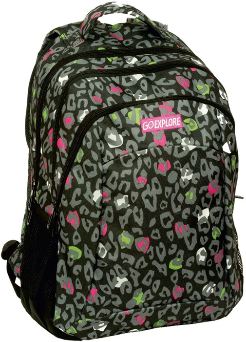 Picture of GO EXPLORE HATI backpack mozaik