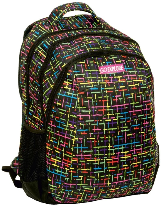 Picture of GO EXPLORE HATI backpack lines