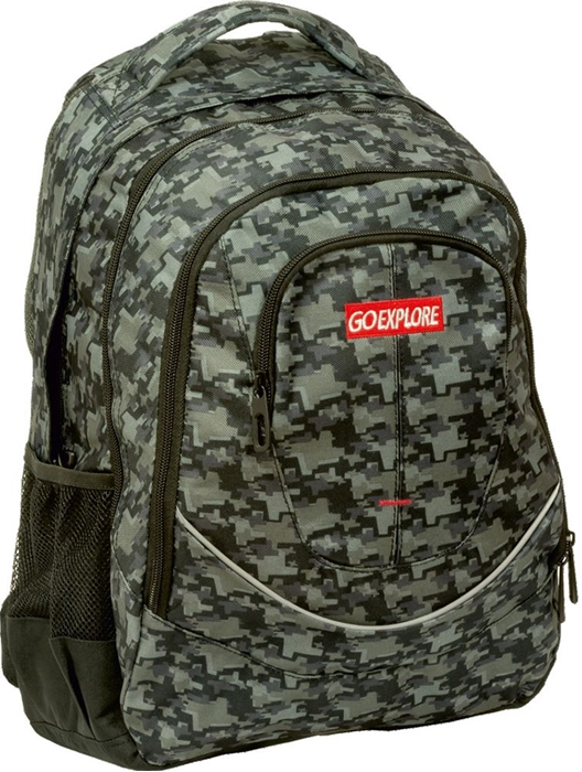 Picture of GO EXPLORE SATURN backpack army