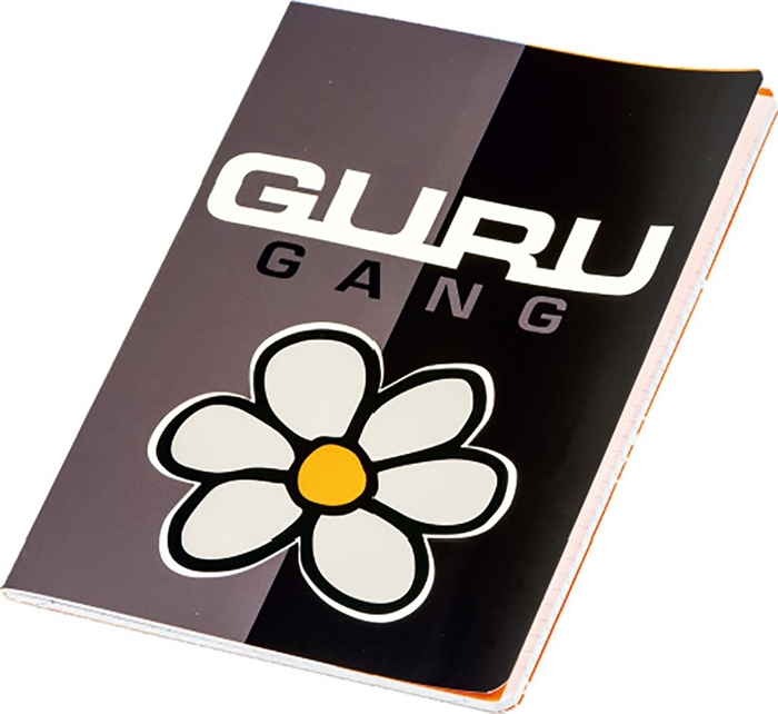 Picture of GURU GANG A5 notebook grid paper 1-12