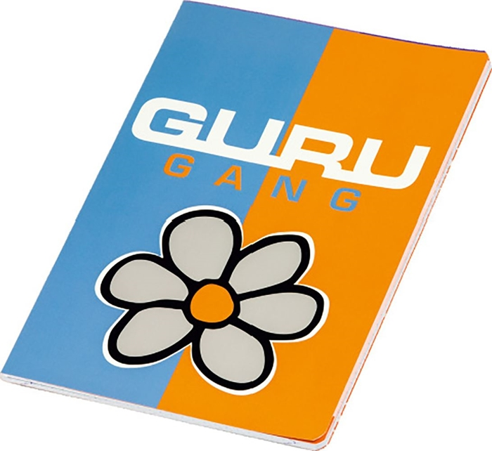 Picture of GURU GANG A5 notebook grid paper 1-12