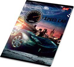 Slika od SPEED CAR bilježnica A4 čista 1-12