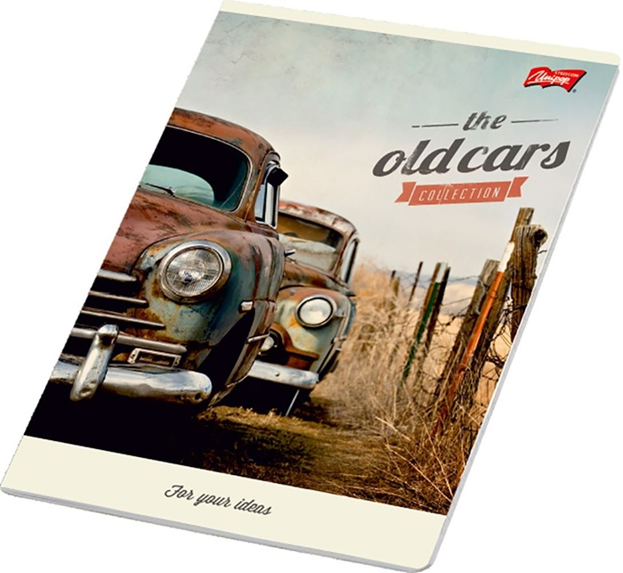 Slika od FOR YOUR IDEAS bilježnica A4 čista 1-12