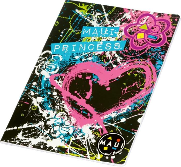 Slika od MAUI bilježnica A4 kocke 1-10