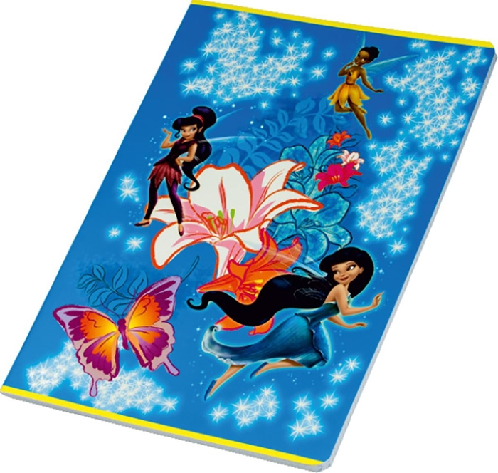 Picture of DISNEY VILE A4 notebook grid paper 1-10 – 100 g paper