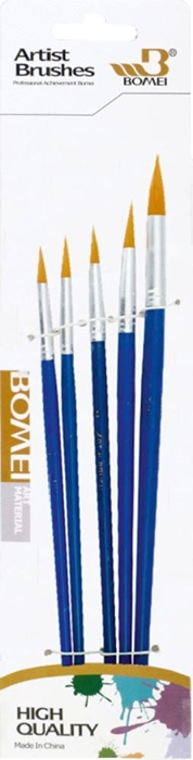 Picture of KIT watercolor brush 1-5