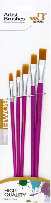 Picture of BRUSH SET for tempera colors 1-5