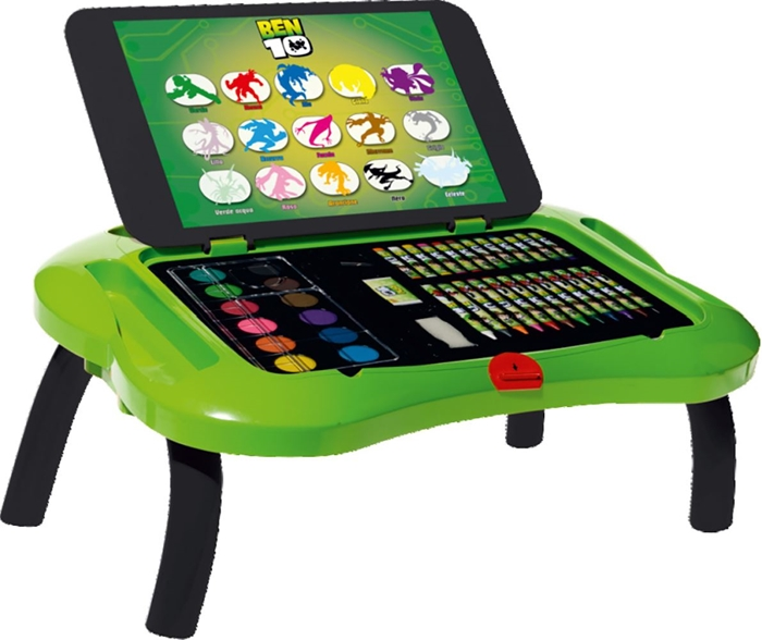 Picture of BEN 10 portable table for drawing