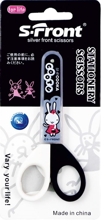 Picture of SCISSORS stationery children Cooka 11,1 cm