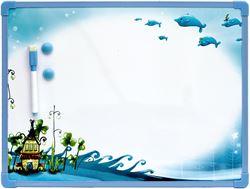 Slika od BIJELA PLOČA s priborom 40x32 cm