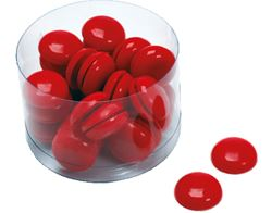Picture of MAGNETS red 1-50