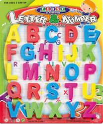 Picture of MAGNETIC letters 1-26