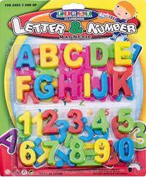 Slika od MAGNETNA slova i brojevi 1-57
