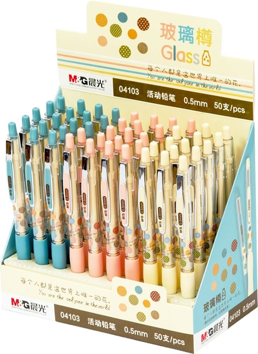 Picture of M&G TECHNICAL PEN Glass 0.5 mm 1-50