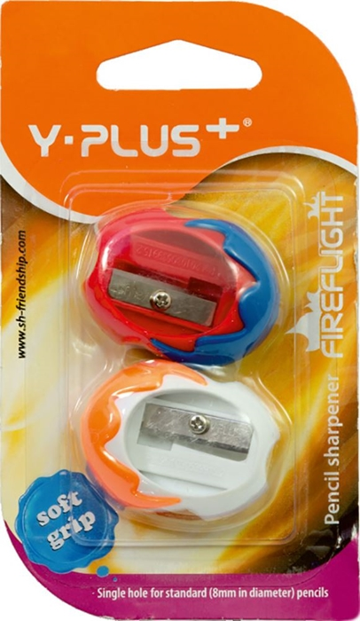 Picture of PENCIL SHARPENER Fireflight – blister pack 2 PCs