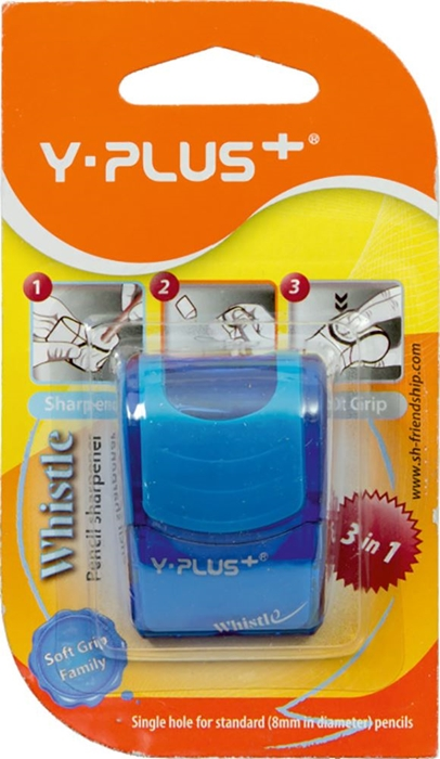 Picture of PENCIL SHARPENER Whistle – blister pack 1 PCs