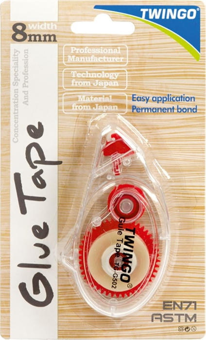 Picture of ADHESIVE tape 8 mm x 10 m