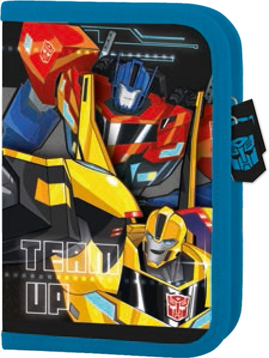 Picture of TRANSFORMERS filled pencil case