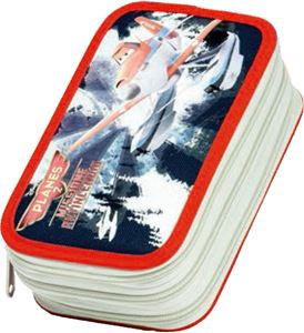 Picture of DISNEY PLANES triple filled pencil case