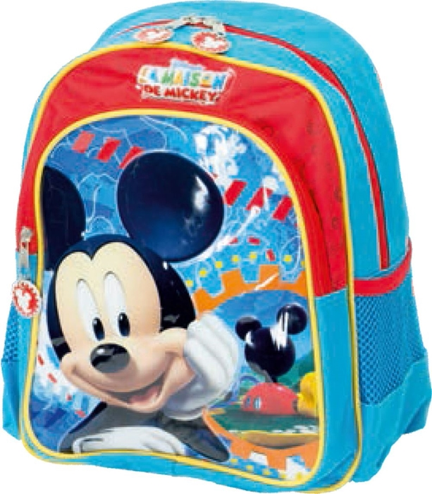 Slika od MICKEY baby ruksak 30,5x24x11,5 cm