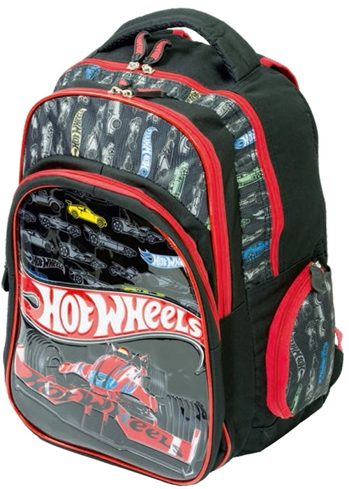 Picture of HOT WHEELS backpack40x28,5x16 cm