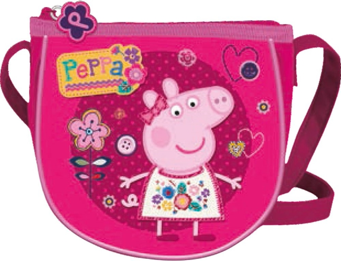 Picture of PEPPA PIG one shoulder purse