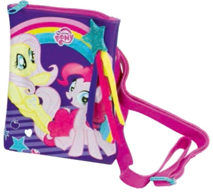 Slika od MY LITTLE PONY torbica jedno rame 14,2x18,5 cm