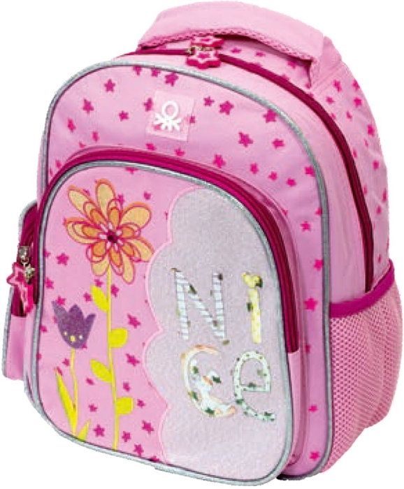 Picture of BENETTON backpack baby 31x23,5x13 cm