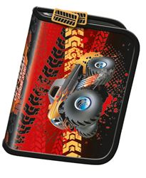 Picture of MONSTER TRUCK filled pencil case