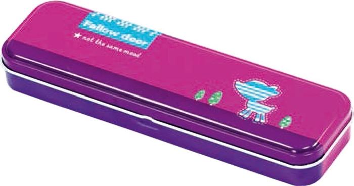 Picture of METAL PENCIL CASE Animals 20,9x2,8x2,8 cm