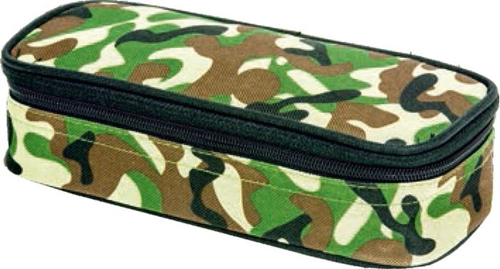 Slika od PRAZNA PERNICA Camouflage 23,4x9,9x6,2 cm