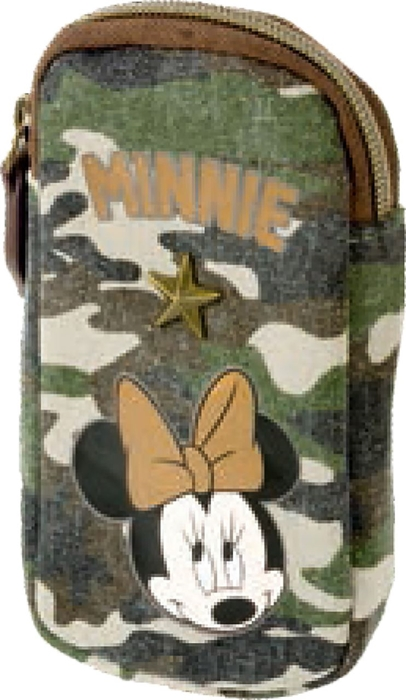 Picture of MINNIE CAMOUFLAGE etui for mobilephone 15,5x8,5x2 cm