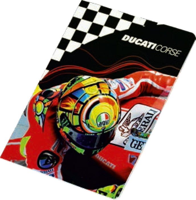 Picture of DUCATI A4 notebook line paper 1/10 – 100 g paper