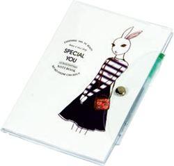 Slika od BLOK s olovkom Special you – A6 crte