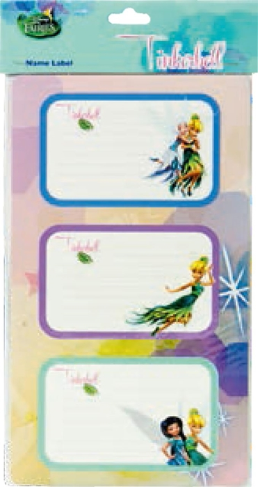 Picture of FAIRIES stickers blister 12 PCs