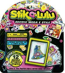 Slika od STIK-A-LULU album za naljepnice + 6 kom naljepnica