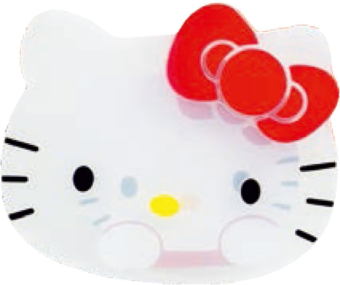 Picture of HELLO KITTY boxes with the block for writing