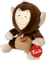 Picture of TRUDI plush toy MONKEY