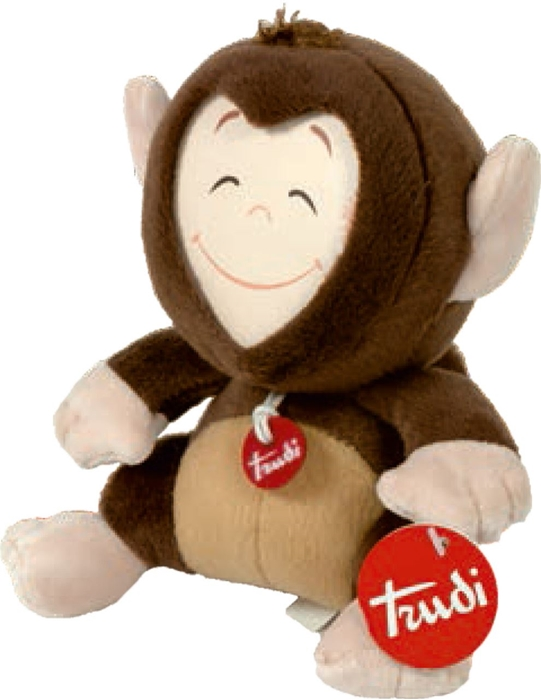 Picture of TRUDI plush toy MONKEY